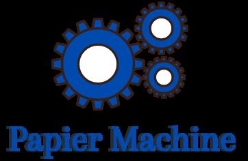 Papiermachine